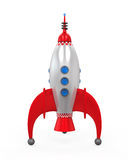 Rocket Space Ship Stockfoto