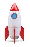 Rocket Space Ship illustration libre de droits