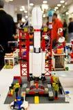 Rocket toy Royalty Free Stock Photo