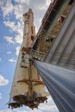 Rocket 'Vostok' Stock Photos