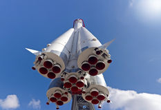 Rocket Vostok Royalty Free Stock Images