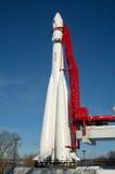 Rocket Vostok Fotografia Stock Libera da Diritti