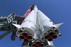 The rocket Vostok Royalty Free Stock Photos