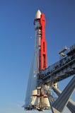 Rocket Vostok-1 Stock Image