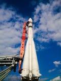 Rocket Vostok Royalty Free Stock Image