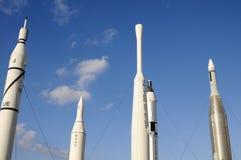 Rockets Royalty Free Stock Photos