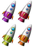 Rockets Royalty Free Stock Photography