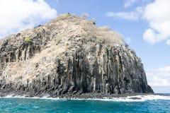 RockFernando de Noronha Island Royalty Free Stock Photography