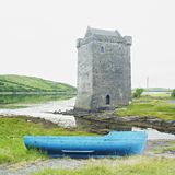 Rockfleet Castle Stock Photography
