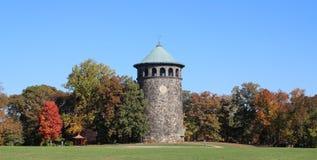 Rockford-Kontrollturm Stockfoto