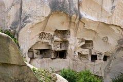 Rockformations Cappadocia.  Stock Image
