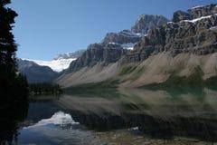 Rockies canadienses Imágenes de archivo libres de regalías