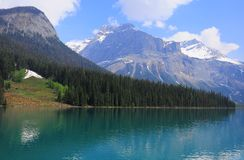 Rockies canadienses. Fotografía de archivo libre de regalías