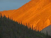 Rockies canadienses Foto de archivo