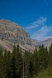 Rockies canadienses - parque nacional del jaspe Imagenes de archivo