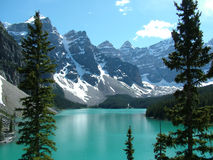 The Rockies - Moraine Lake 2