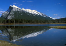 Rockies Mountains Canada Stock Photos