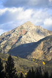 Rockies Vertical Royalty Free Stock Images