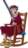 Rockin Granny Stock Images