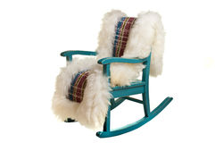 Rocking chair Royalty Free Stock Image