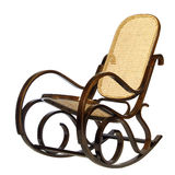 Rocking chair Stock Photos