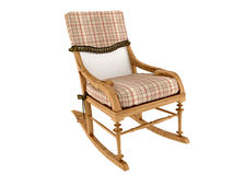 Rocking chair Stock Image