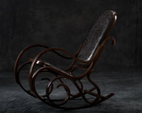 Rocking chair Royalty Free Stock Photography