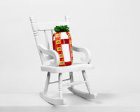 Rocking Chair Holiday Medication Royalty Free Stock Images