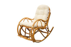Rocking chair Royalty Free Stock Image
