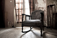 Rocking chair Stock Images