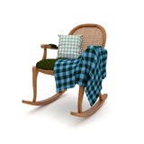 Rocking chair Stock Image