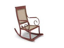 Rocking chair Stock Photography