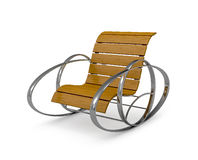Rocking chair. Royalty Free Stock Images