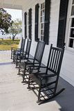 Rocking Chairs Stock Photos