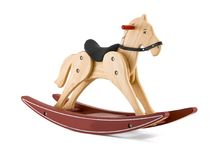 Rocking horse Stock Photos
