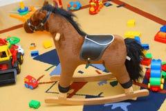 Free Rocking Horse Royalty Free Stock Photo - 14133835