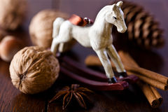 Free Rocking Horse Royalty Free Stock Images - 17388909