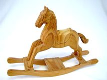 Rocking Horse Royalty Free Stock Photo