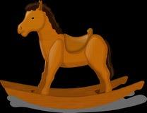 Rocking Horse, Child'S Toy, Horse Stock Photos