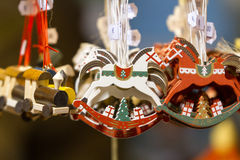 Rocking horse Ornaments Stock Photos