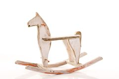 Rocking horse. Stock Images