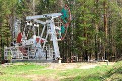 Rocking oil Royalty Free Stock Photo