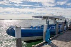 Rockingham Wild Encounters Cruise Boat Stock Photography