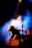 Rockkonzert Lizenzfreie Stockfotos