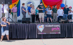 Rockland County Pride 2015 Stock Images