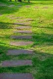 Rockowa ścieżka Zdjęcie Stock