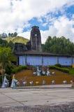 Rockowa świątynia Zdjęcie Royalty Free