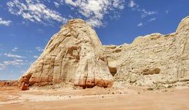 Rockowa formacja, Arizona Zdjęcie Stock