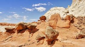 Rockowa formacja, Arizona Fotografia Stock
