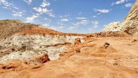 Rockowa formacja, Arizona Obrazy Stock